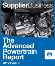 Advanced Powertrain Report - 2012
