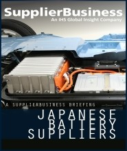 Japanese Battery Suppliers