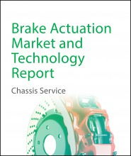 Brake Actuation Market and Technology Report