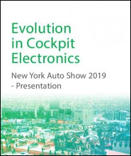 Evolution in Cockpit Electronics - New York Auto Show - Presentation