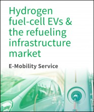 Hydrogen fuel-cell electric vehicles and the refueling infrastructure market
