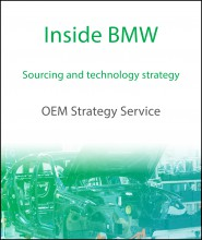 Inside BMW - Sourcing and technology strategy
