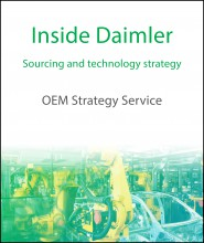 Inside Daimler - Sourcing and technology strategy