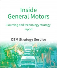 Inside General Motors - Sourcing and technology strategy