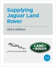 Supplying Jaguar Land Rover - 2015 edition
