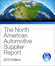 The North American Automotive Supplier Report