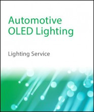 Automotive OLED lighting
