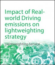 Impact of RDE and stricter emission norms on OEM light weighting strategy