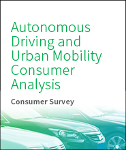 Autonomous Driving and Urban Mobility Consumer Analysis