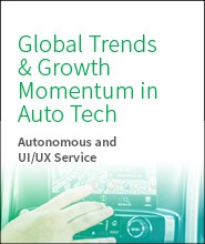 Global Trends & Growth Momentum in Auto Tech - Korea Display Conference - Presentation