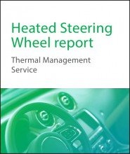 Heated Steering Wheel fitment in OE light vehicles is growing significantly
