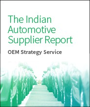 The Indian Automotive Supplier Report