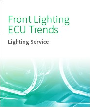 Front Lighting ECU Trends