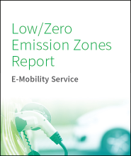 Low/Zero Emission Zones Report