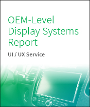 OEM-Level Display Systems Report