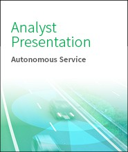 Use of Machine Learning and Laser Scanner Technologies in Vehicles - Automotive Spring Conference Series - Presentation