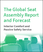The Global Seat Assembly Report and Forecast