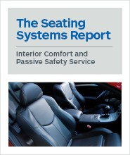 The Seating Systems Report