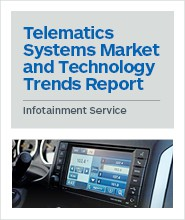Telematics Systems Market and Technology Trends Report