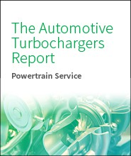 The Automotive Turbochargers Report