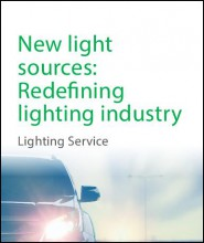 New light sources: Redefining  lighting industry